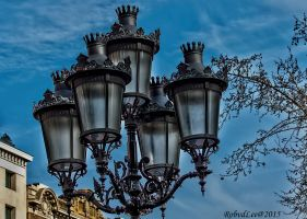 5 lamps by forgottenson1