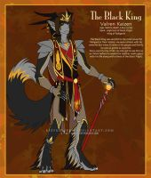 Bloodlines Ref Black King 1.0 by RizyuKaizen