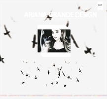 ArianaGrandeD11 by DesignsForever