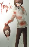 Jeff the Killer- Fangirls by JinxPiperXD