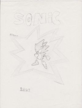 SONiC 1991 by valiente77