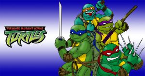TMNT by neo-dragon