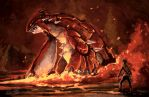 Groudon by TheK40