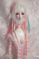 OOAK Art Doll by cliodnafae27