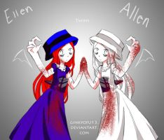 Lily's Pads - EllenandAllen by ZOE-Productions