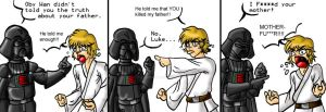 I am your father?? by Lobismina