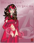Scarlet Witch by masamune7905