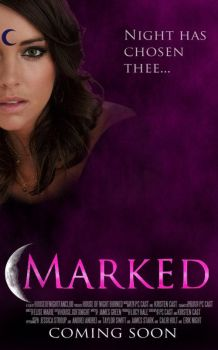 Marked Movie Poster by HousexOfxNight