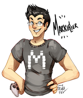 Mark by sweet-salt