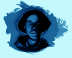Speedpaint - Earl Sweatshirt by GOBLlN