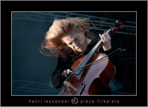 Eicca of Apocalyptica by henrimikael