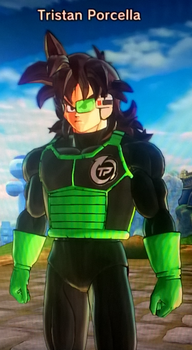 My Dragon Ball Xenoverse 2 OC 2 by tristananimation