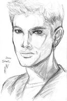 Dean Winchester by Maija