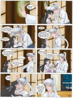 60. Kagome's Therapy by RedShootingStar