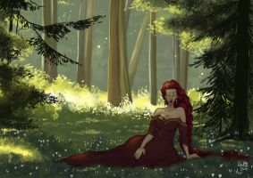 Forest relaxation by Anolee