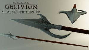 Spear of the Hunter by SightEffect08