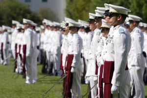 South Carolina Corps of Cadets by onelook