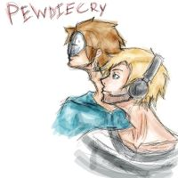 PewdieCry Colored by raxoroth