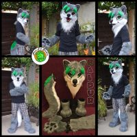 Baldur Fursuit by xHanoukx