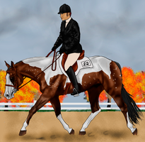 MPL Superstitous hunter entry by Wild-Rose-Ranch