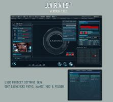 J.a.r.v.i.s Os 1.0.2 by TheClickart