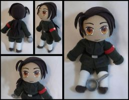 Hetalia China Doll by Threnodi