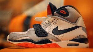 Nike SC Trainers Infrared by AdREPUBLIKA