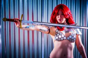 Red Sonja 3 by Mistress-Zelda