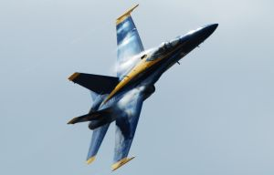 Blue Angels - Cleveland 2010-3 by GTX-Media
