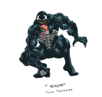Venom by JuliusC1224