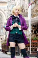Alois Trancy by ayashige