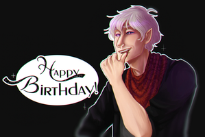 ++ Russia - Happy Birthday by O-Reeeo