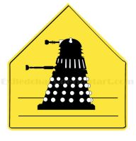 Dalek Crossing by ExiledChaos