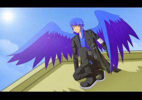 ready to fly by ChronoZoul