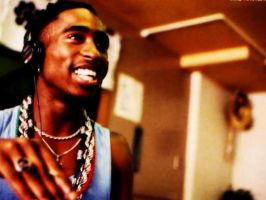 Young Pac by lukephotoshop