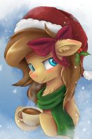 Christmas Coffee by Ardail