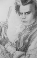 Sweeney Todd by ParadizeLily
