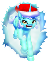 Holiday Lyra by MykeGreywolf