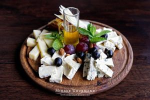 Cheese assort. by MirageGourmand