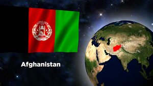 Flag Wallpaper - Afghanistan by darellnonis