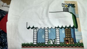 Home Sweet Home Yoshi WIP 049 by bobcrochets