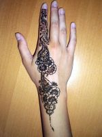 mehendi forty-one by kkathh