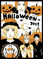 :.HaPPy HaLLoWeeN 2012.: by Lilicia-Onechan