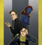 X-Men First Class fanart 2 by kyla79