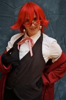 Grell Taiyoucon 2011 by pervyyaoifancier