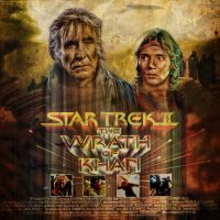 the wrath of khan old poster by R-Clifford