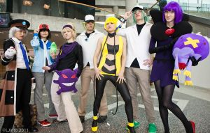 Fanime: POKEMON YEAH by burloire