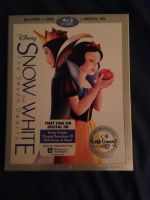 Snow White Blu-Ray combo pack by HunterBrony101