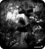 Highgate cemetary 14 by an-neo
