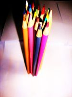 Coloured pencils 3 by Laura-in-china